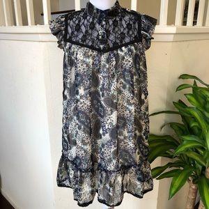 Twenty One Mini Boho Dress size M